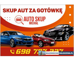 Skup Aut-Najlepsze Ceny|Białobrzegi i Okolice