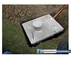 Szamba betonowe Atest i Gwarancja